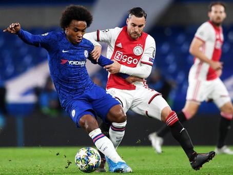 Ajax left-back for £22.4m could solve Chelsea's problems
