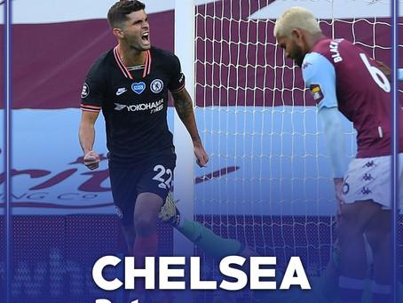 Chelsea vs Aston Villa Match Analysis
