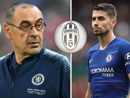 Jorginho's Juventus Transfer?