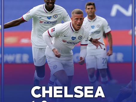 FA Cup Semifinal bound