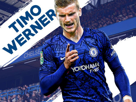 Timo Werner joins Chelsea