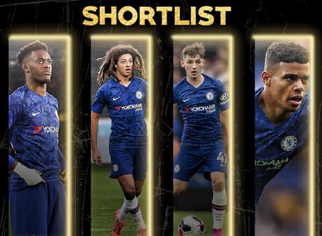 Chelsea's Golden Boys