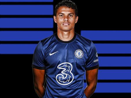 Thiago Silva is ready for the Premier League