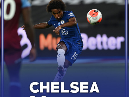 Chelsea disappoints in 3-2 loss to West Ham