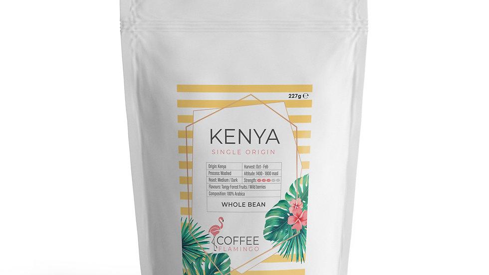 Coffee Flamingo Kenyan coffee beans