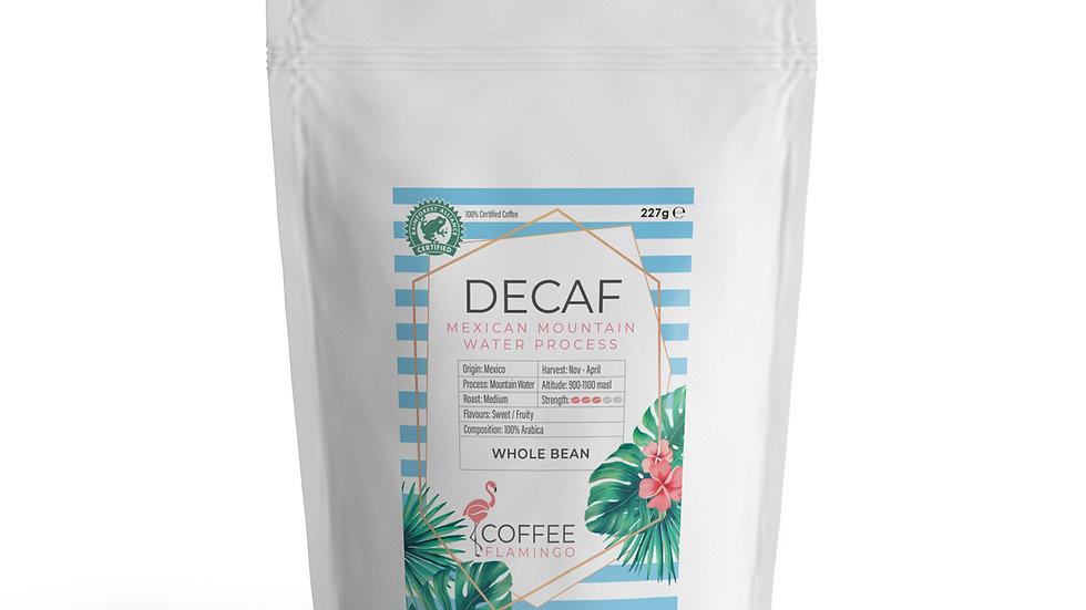 Coffee Flamingo Decafe coffee beans