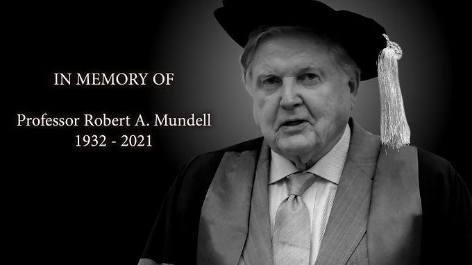 Robert Mundell, père de l'Europe ?