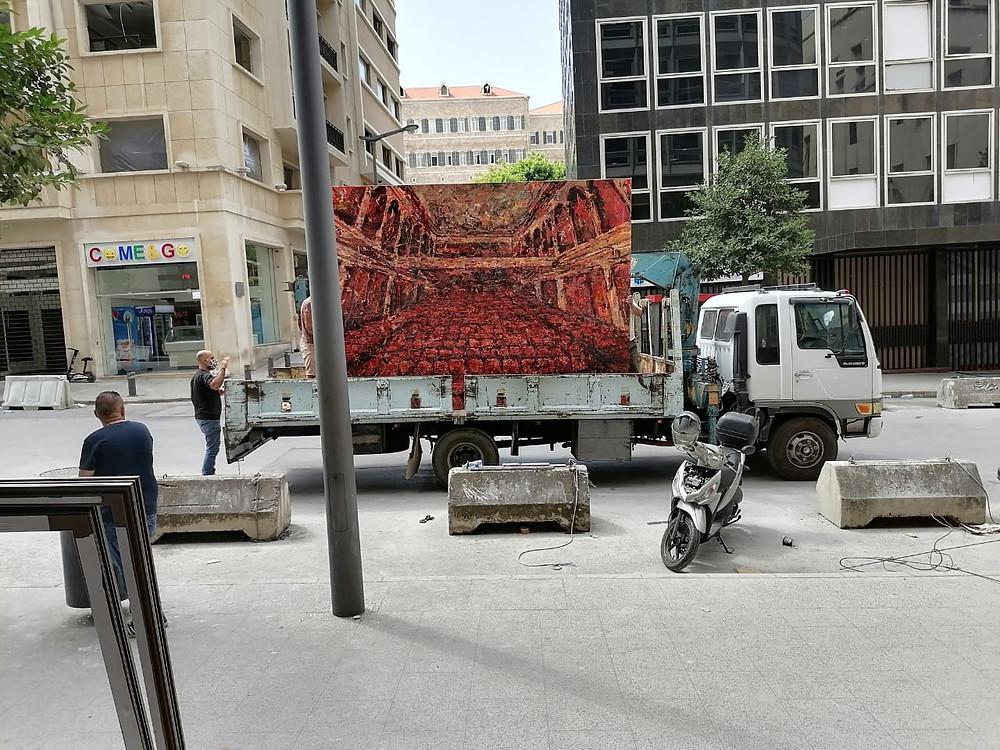 ein-kleines-libanesisches-wunder-ein-transport-durch-die-truemmer