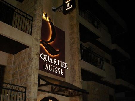 A hotel in Beirut