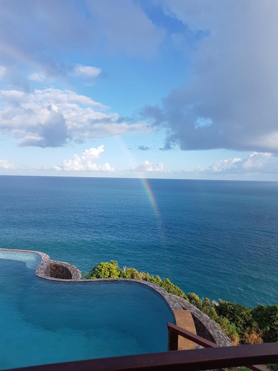a rainbow is never far away