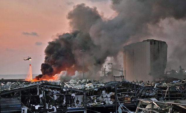L'effroyable accident de Beyrouth va fermer davantage le Liban