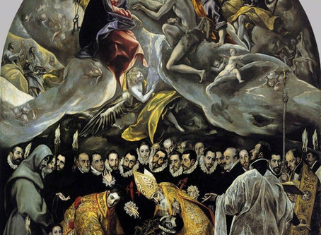 El Greco: out of time