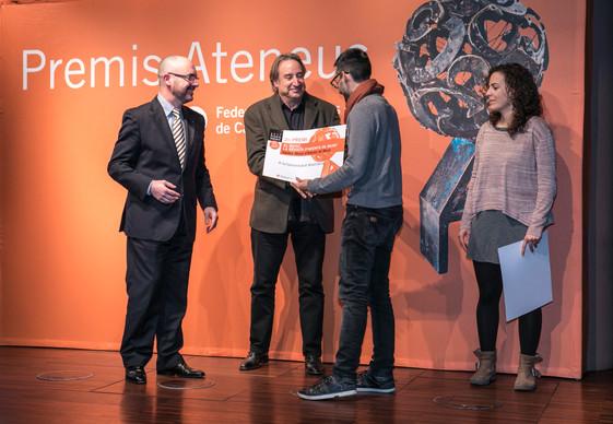 premis ateneus 2017