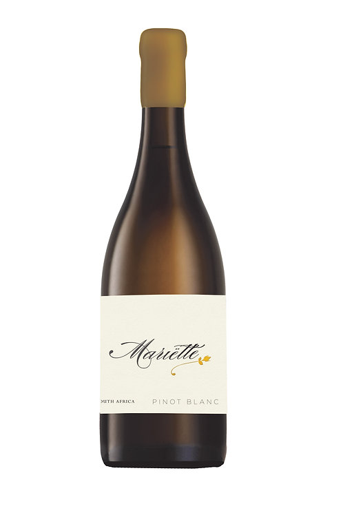 Mariëtte Pinot blanc 2018