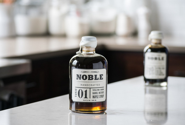 NOBLE美國頂級手工楓糖漿