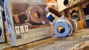 來自英國的VU表藍芽耳罩 「Meters OV-1-B-Connect 藍牙耳罩式耳機」
