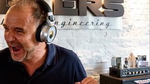 英國天團貝斯手Guy Pratt 也愛METERS BY ASHDOWN耳機