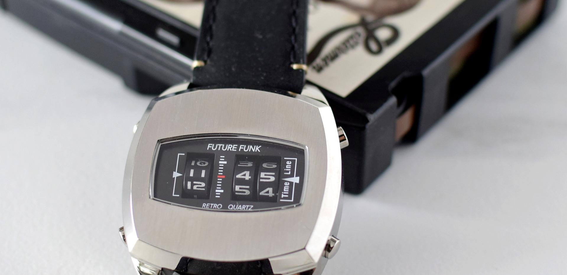 Future Funk Watch 未來放克