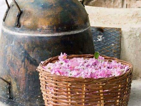 大馬士革玫瑰花水,莊園等級百分百天然