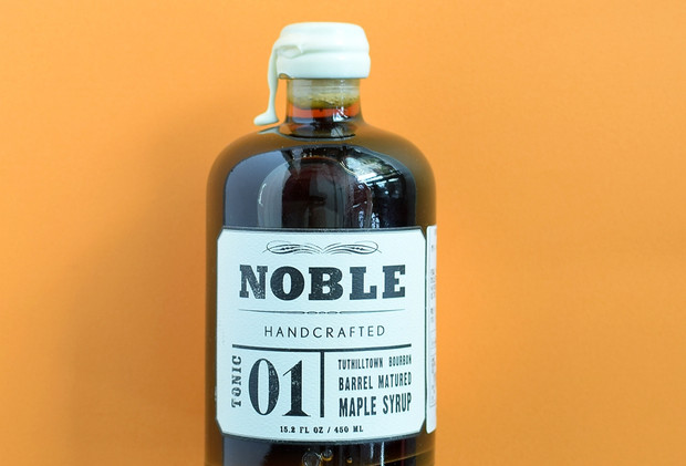 NOBLE 頂級手工楓糖漿
