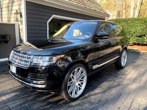 Car Detailing Richmond Va - Deluxe Package