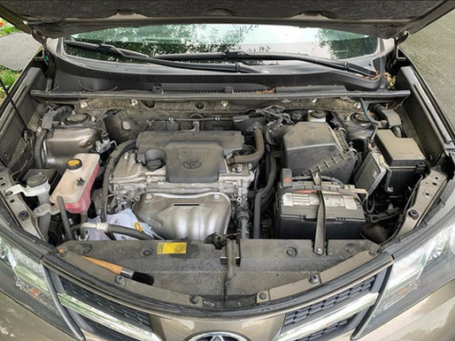 Engine Cleaning: Rva Auto Detail