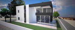 תכנון ועיצוב בית פרטי בצפון