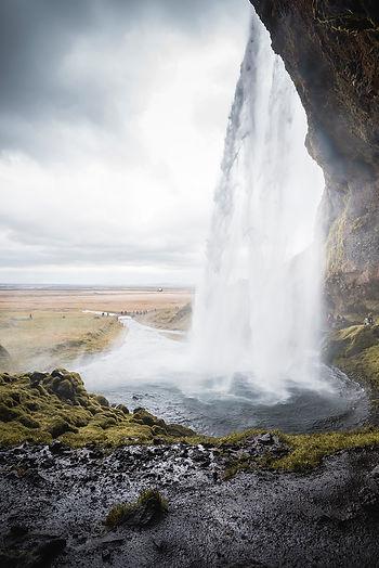 Wasserfall Fotorafenmeister werden in Kiel