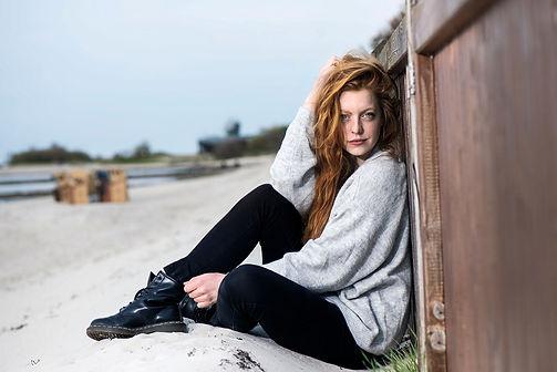 Portraitfotografie Mode