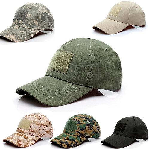 Adjustable Military Army Camo Baseball Hat