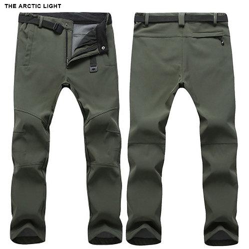 Winter Men's / Woman's Soft Shell Fleece Lined Pants Waterproof  | Windproof