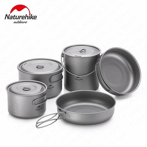 Titanium Camping  Cookware & Tableware - Ultralight