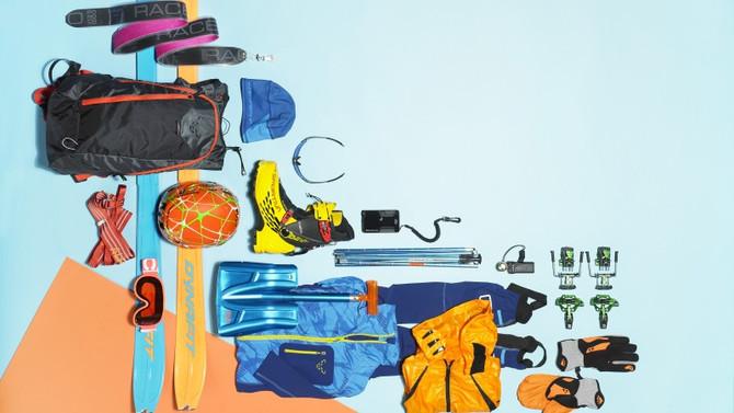 Sprzęt do uprawiania narciarstwa wysokogórskiego, skialpinizmu i narciarstwa tourowego. Część I - ka