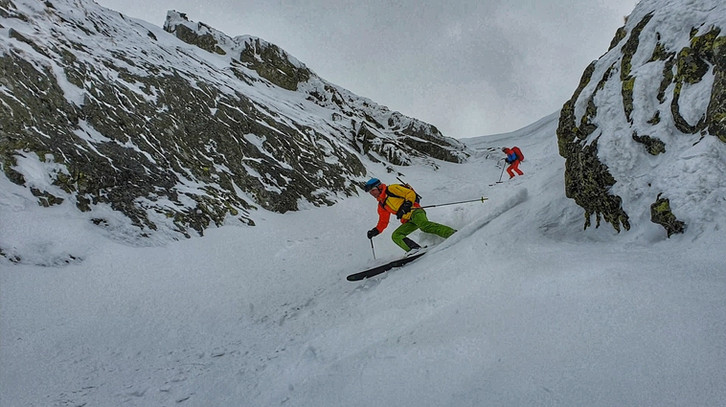 Tatra Camp Narciarstwo Wysokogórskie