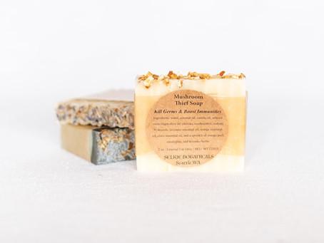 Vegan Cold-Pressed Soap