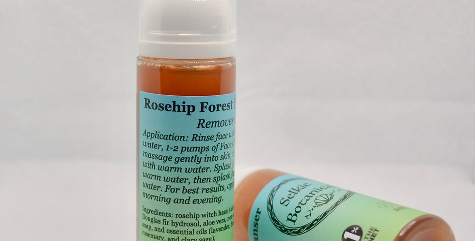 Rose Hip Forest Face Cleanser