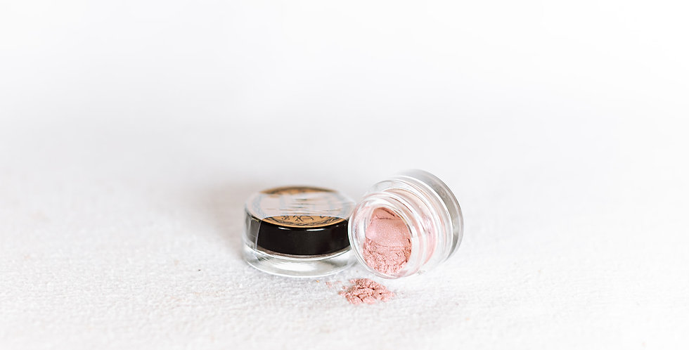 Dusty Rose - Natural Body Shimmer
