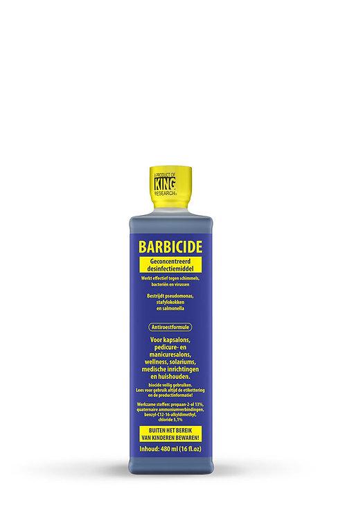 BA004 Barbicide Desinfectie Concentraat 473 ml.