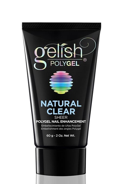 Gelish PolyGel Natural Clear