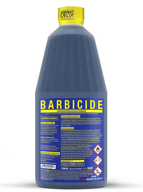 BA003 Barbicide Desinfectie Concentraat 1.892 ml.