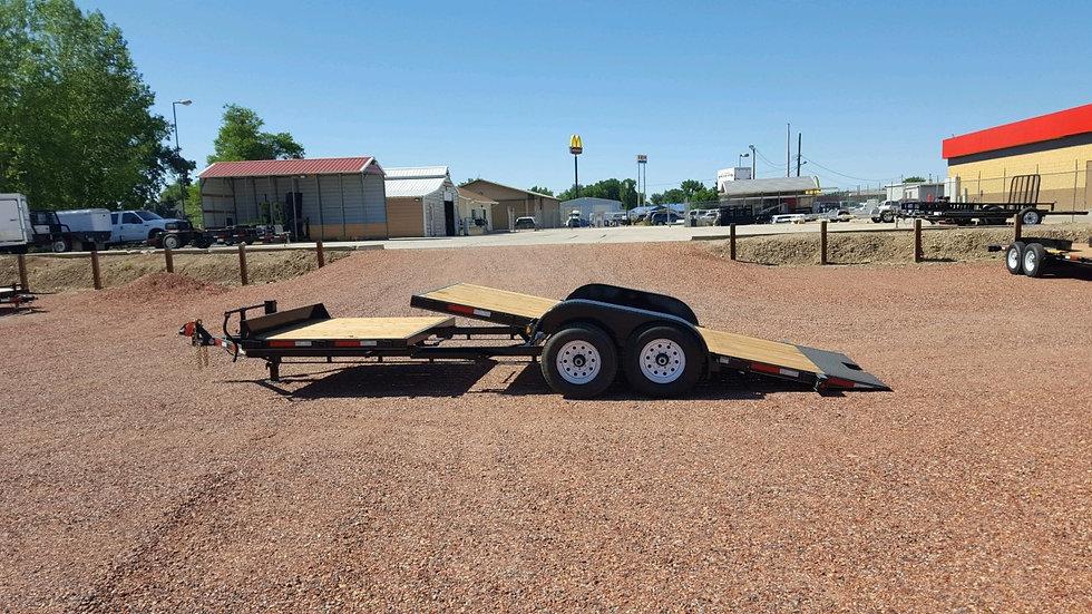 20' tilt trailer