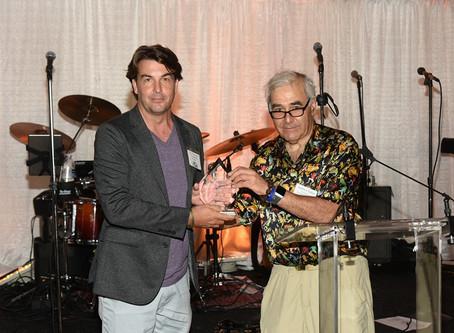 Demian Chapman Wins Species Visionary Award