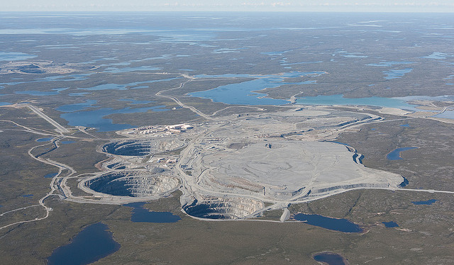 Réouverture de la mine Ekati: le syndicat est confiant