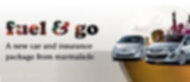 Fuel and Go Banner