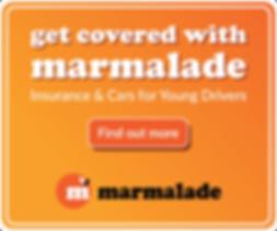 Marmalade Insurance Banner