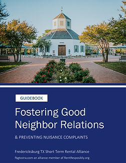 Click Here to Access Fostering Good Neighbor Relations
