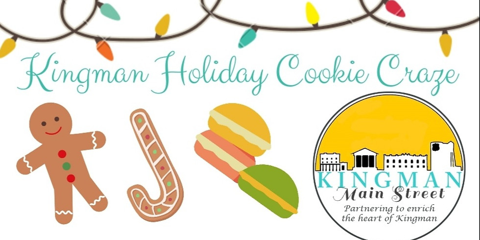 Kingman Holiday Cookie Craze Fundraiser