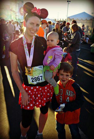 Tara Knowles Half Marathon Race