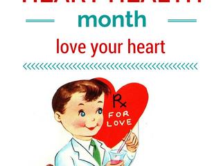 Heart Health Month & Free Aspirin