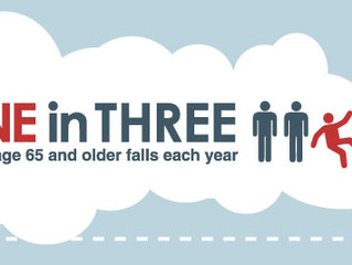 Preventing Falls as You Grow Older